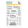 Simon Says Clear Stamps UPLIFTING THOUGHTS SSS101623