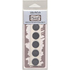 Inky Antics Mini Circle Scratch Off Stickers