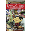 Parchment and Old Lace (A Scrapbooking Mystery)