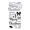 Hero Arts Christmas Trimmings Stamp & Cut DC195