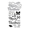 Hero Arts Christmas Trimmings Stamp & Cut DC195