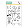 Simon Says Clear Stamps Christmas Toys
