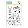Simon Says Clear Stamps Ghostly Greetings