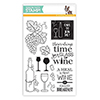 Simon Says Stamp Time for Wine Stamp Set