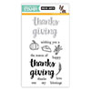 Simon Says Stamp Hero Arts Happy Thanksgiving