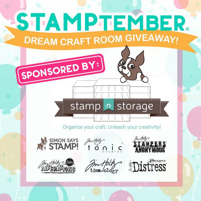 SIMON'S DREAM CRAFT ROOM GIVEAWAY