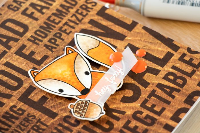 Its STAMPtember! Reverse Confetti Collaboration – Hey Foxy