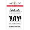 Altenew Celebrate Stamp Set