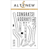 Altenew Congrats Stamp Set