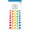 Doodlebug Primary Assortment Sprinkles Enamel Dots