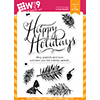 WPlus9 Holiday Boughs Stamp Set