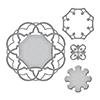 Spellbinders Label 46 Decorative Accent S6-093