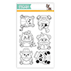 Simon Says Clear Stamps Critter Costume Party