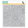 Simon Says Cling Stamps Circle Doodle Background