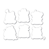 Simon Says Stamp Critter Costume Party Wafer Dies