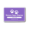 Simon Says Stamp Premium Dye Ink Pad Deep Purple