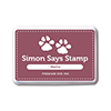 Simon Says Stamp Premium Dye Ink Pad Merlot