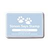 Simon Says Stamp Premium Ink Pad Barely Blue