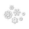 Simon Says Stamp Snow Flurries Wafer Dies
