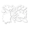 Simon Says Stamp Winter Flowers Wafer Die