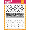Wplus9 Dockside Backgrounds Clear Stamps