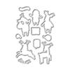 Wplus9 Santa's Reindeer Designer Dies