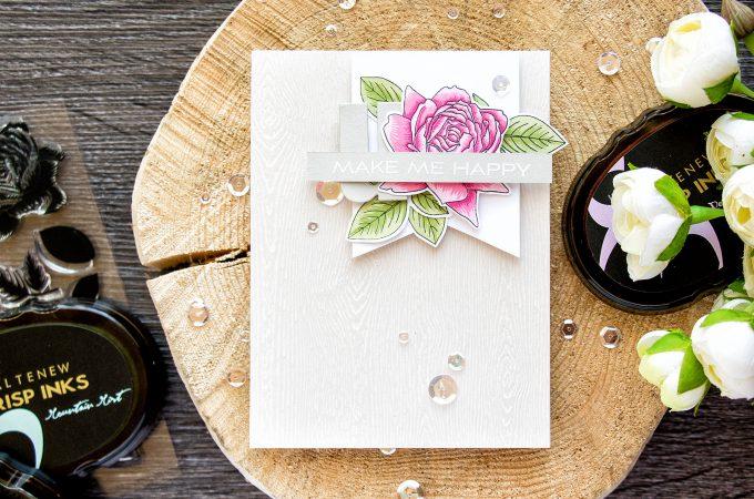 Altenew   Bold Blossom Cards