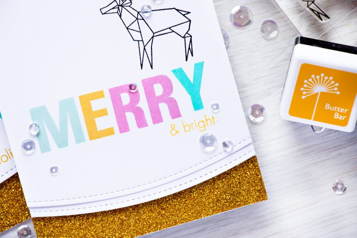 Hero Arts | Origami Christmas Cards