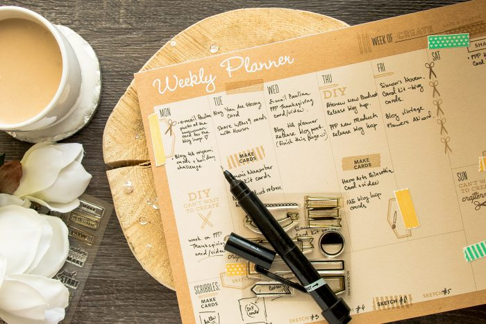 Hero Arts | My Crafty Life Planner