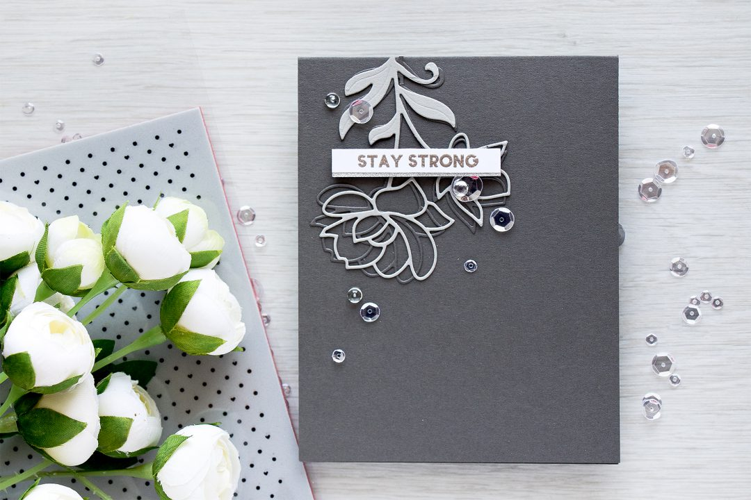 Simon Says Stamp | Stay Strong