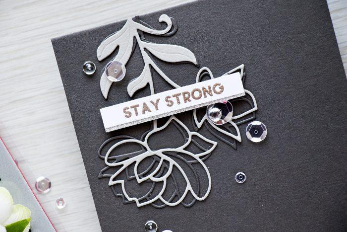 Simon Says Stamp | Stay Strong