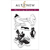Altenew Morning Glory 2 Stamp Set