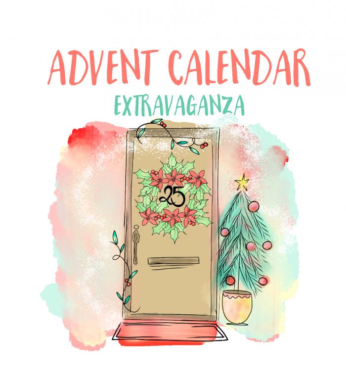 Advent Calendar Extravaganza 2016 Taheerah Atchia