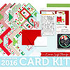 Simon Says Stamp Card Kit of the Month December 2016 Merry and Bright