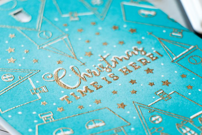Simon Says Stamp | Light Up The Town Card + Video