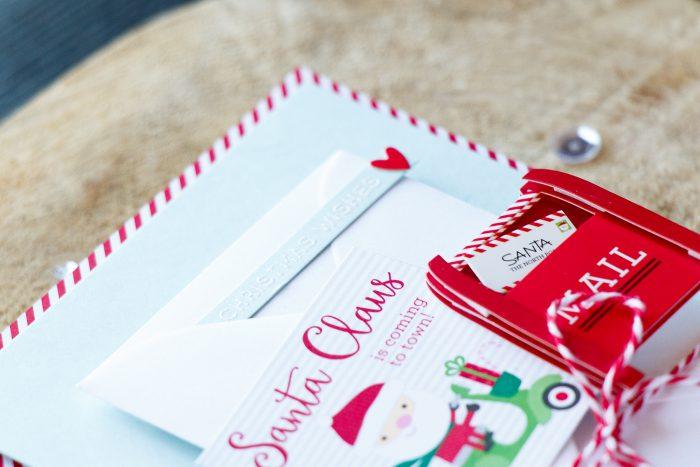 Simon Says Stamp | December Card Kit - Hidden Gift Card Pocket Card