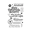 Hero Arts Acts of Kindness Stamps