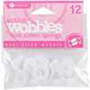Hampton Art Mini Action Wobbles 12 Pack