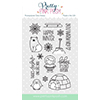 Pretty Pink Posh Winter Wonderland Stamp Set