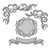 Spellbinders Opulent Flourish Accents S4-686