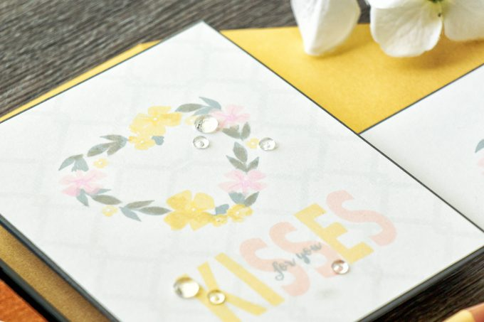 WPlus9 | Pastel Valentine's Day Card or Love Notes. Video
