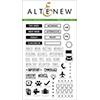 Altenew Basic Headers Stamps
