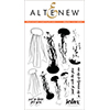 Altenew Painted Jellyfish Stamps