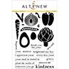 Altenew Farmers Market Stamps