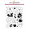 Altenew Hibiscus Bouquet Stamps