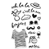 Hero Arts Clear Stamps Ooh La La