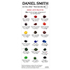 Hero Arts Daniel Smith Watercolor Dot Palette
