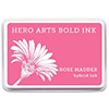Hero Arts Rose Madder Ink Pad