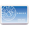 Hero Arts Ombre Soft Sky to Indigo Ink Pad