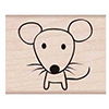 Hero Arts Rubber Stamps Mouse E6197